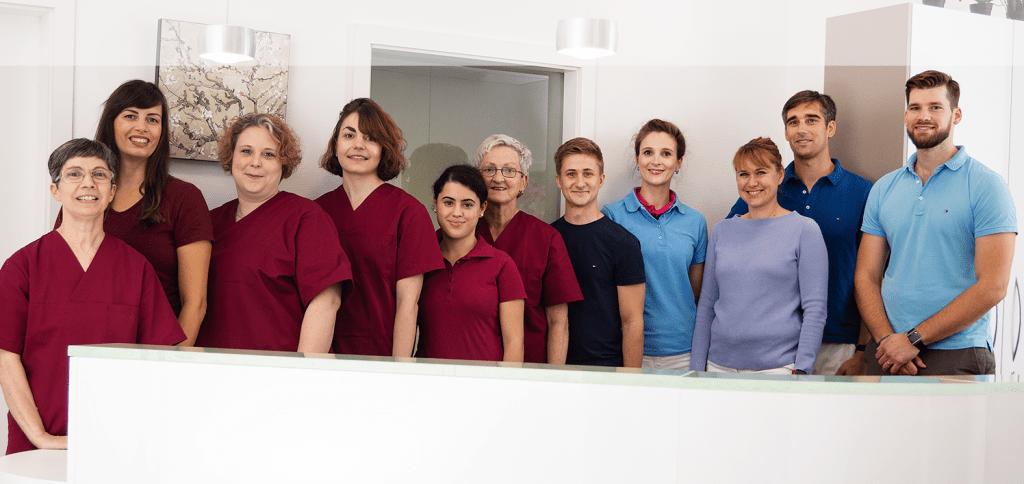 Hausarzt Handschuhsheim Praxis-Team