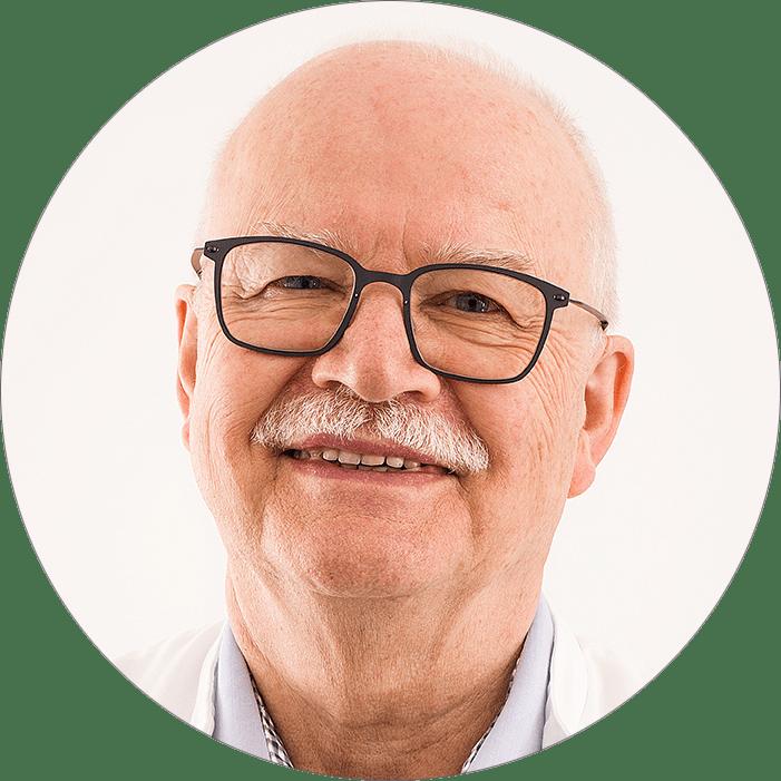 Rainer von Blittersdorff-Hausarzt Handschuhsheim